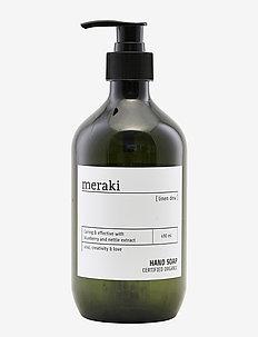 Hand soap Linen dew - handtvål - clear