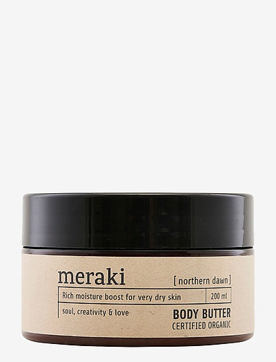 Body butter, Northern dawn - NO COLUOR
