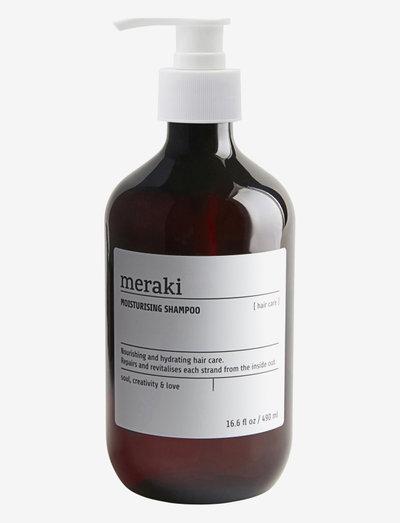 Shampoo, Moisturising shampoo - shampoo - clear