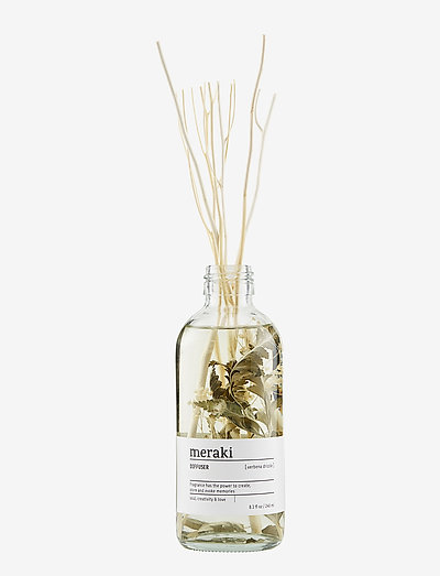Diffuser Verbena drizzle - duft - clear