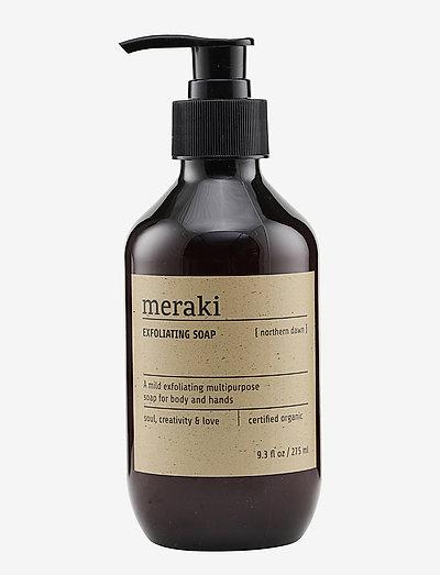 Exfoliating soap Northern dawn - kuorinta - clear