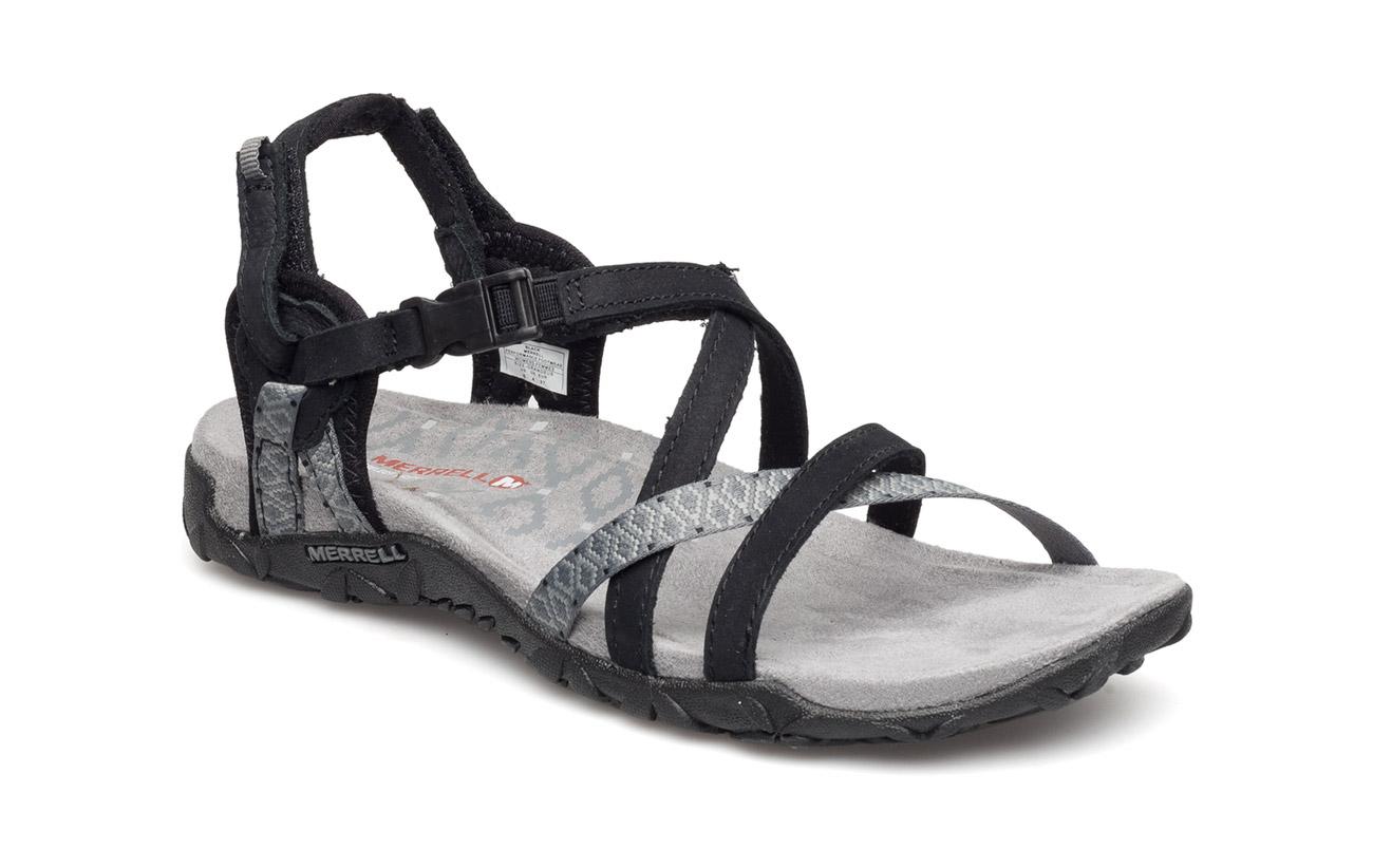 85d892a6c7db Terran Lattice Ii Black (Black) (£62.30) - Merrell -