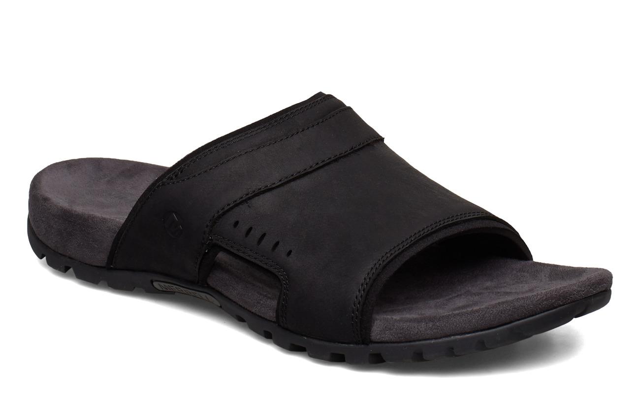 Merrell Sandspur Lee Slide - BLACK
