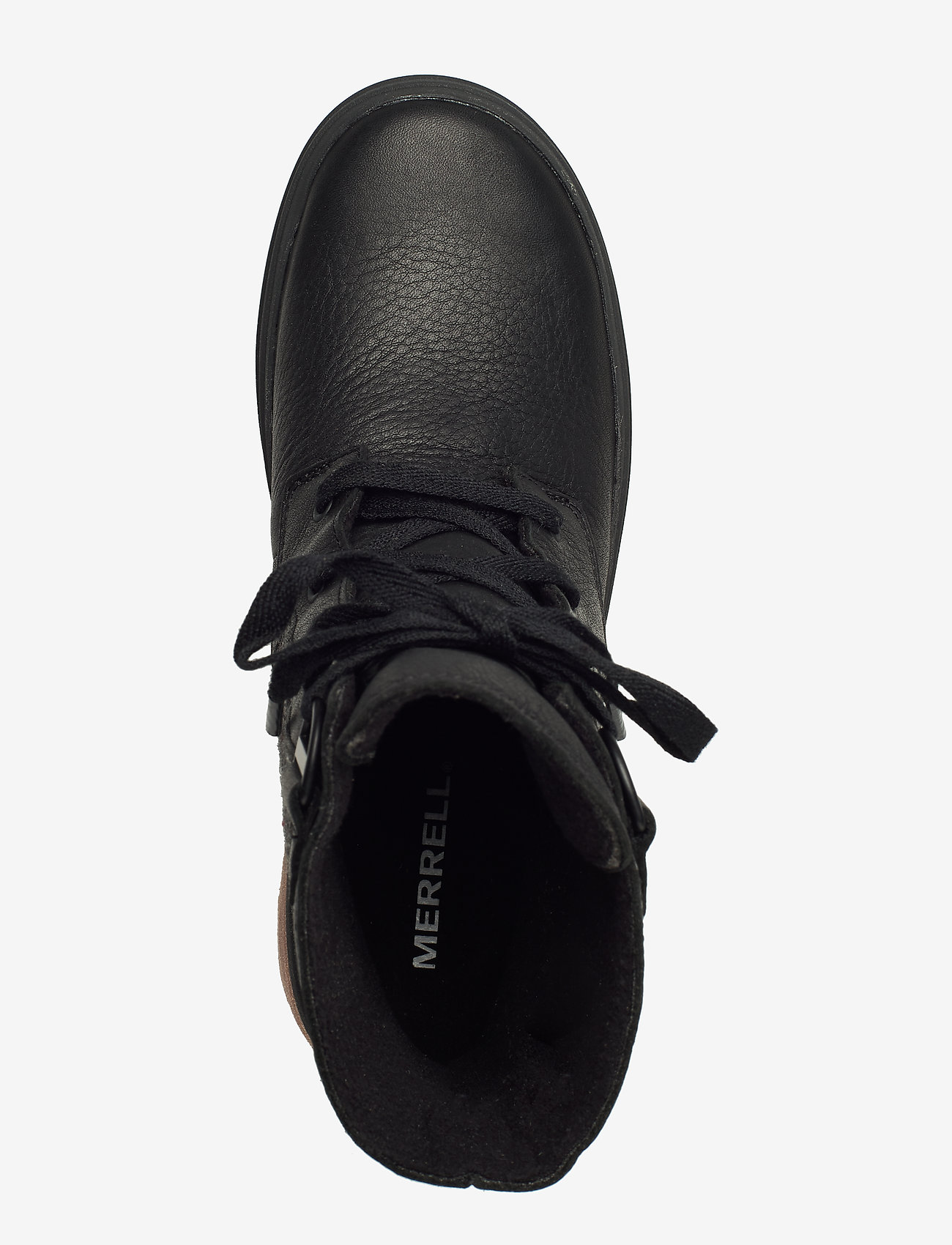 Haven Mid Lace Wp (Black) (840 kr) - Merrell