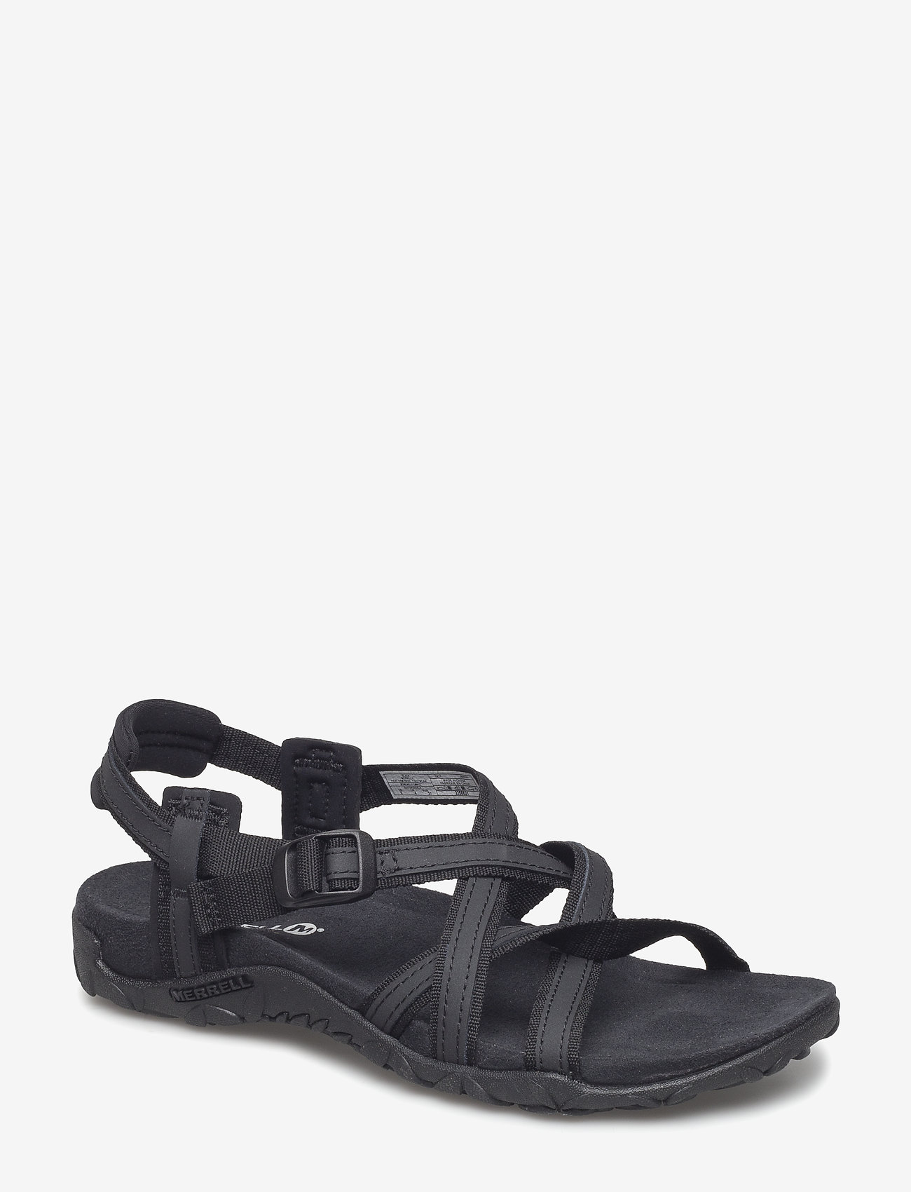 Merrell - Terran Ari Lattice Black - hiking sandals - black - 0