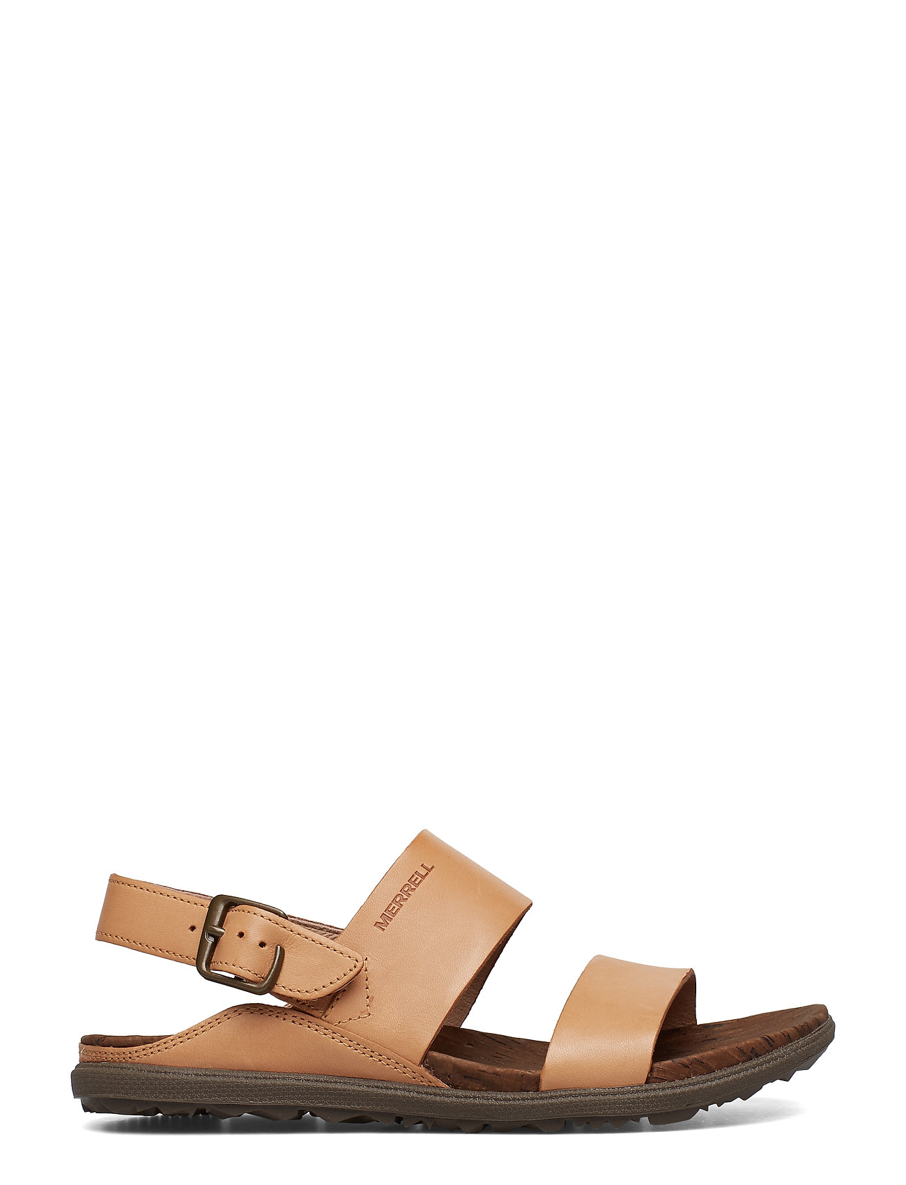 Around Town Luxe Backstrap Natural Tan