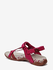 Merrell - Siena Raspberry - flate sandaler - raspberry - 1