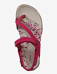 Merrell - Siena Raspberry - flate sandaler - raspberry - 2