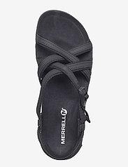 Merrell - Terran Ari Lattice Black - hiking sandals - black - 3
