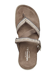 Merrell - District Mendi Thong Brindle - hiking sandals - brindle - 3