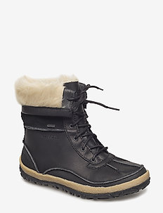 Tremblant Mid Polar WTPF Black - talon bas - black