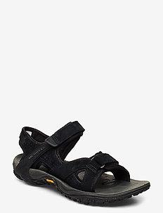 Kahuna 4 Strap - buty na wędrówki - black