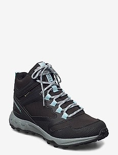 Altalight Approach Mid GTX Black/Canal - fjell- og vandresko - black/canal