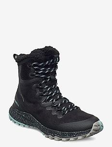 Bravada Polar WP/Black - flate ankelstøvletter - black