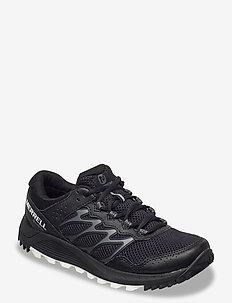 Wildwood GTX - buty na wędrówki - black/black