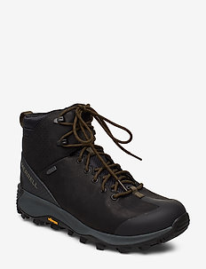 Thermo Glacier Mid WP - BLACK