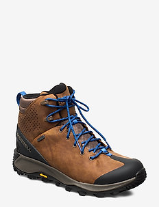 Thermo Glacier Mid WP Merrell tan - BLACK