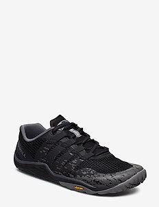 Trail Glove 5 Black - juoksukengät - black