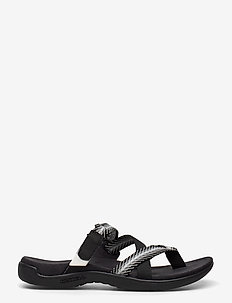 District Mendi Thong Black - buty na wędrówki - black