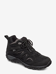 Yokota 2 Mid Waterproof - BLACK