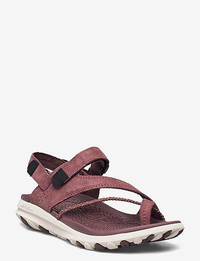 Cloud Sienna Burlwood - hiking sandals - burlwood