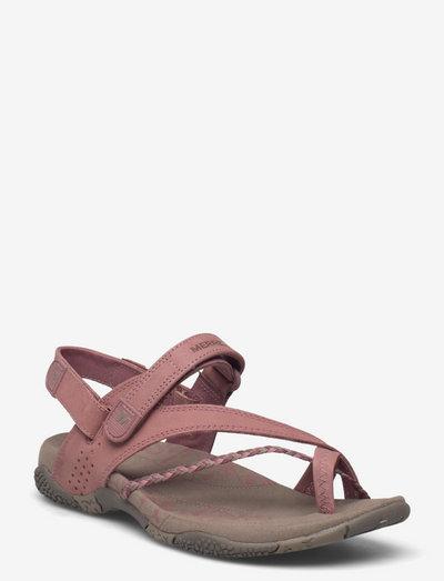 Siena Burlwood - hiking sandals - burlwood