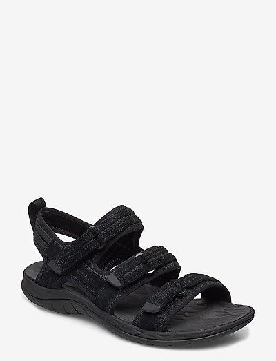 Siren 2 Strap - hiking sandals - black