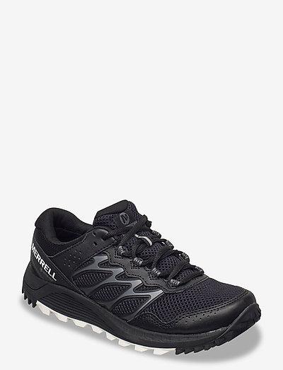 Wildwood GTX - hiking shoes - black/black
