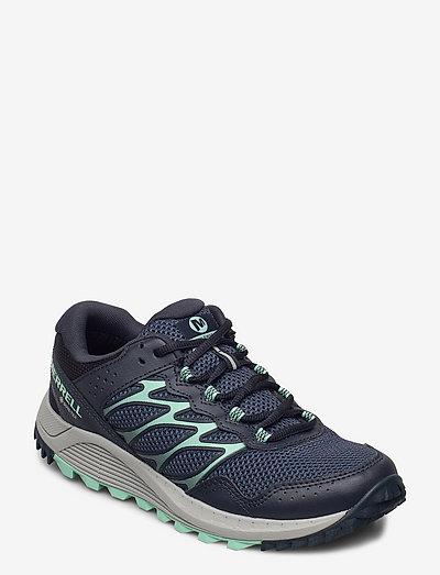 Wildwood GTX - hiking shoes - navy