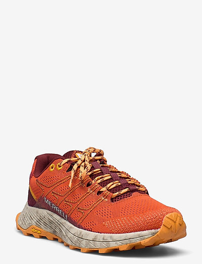 Moab Flight - running shoes - tangerine