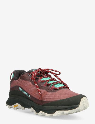 Moab Speed - hiking shoes - burlwood