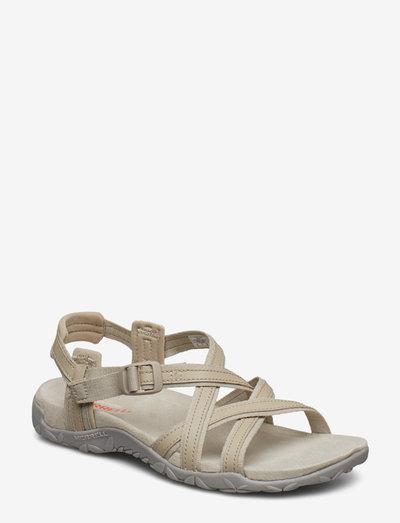 Terran Ari Lattice Silver Lining - hiking sandals - silver lining