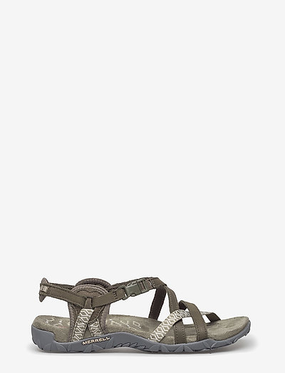 Merrell Terran Lattice Ii Dusty Olive- Sandaalit Olive