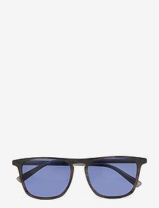 JACK - d-vormige zonnebril - grey