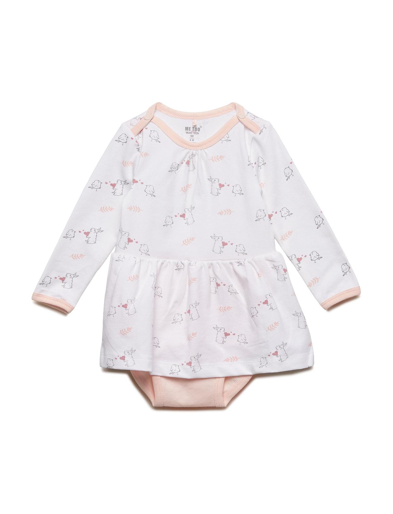 aca79867 Dress Ls Aop (Crystal Pink) (129.97 kr) - MeToo - | Boozt.com