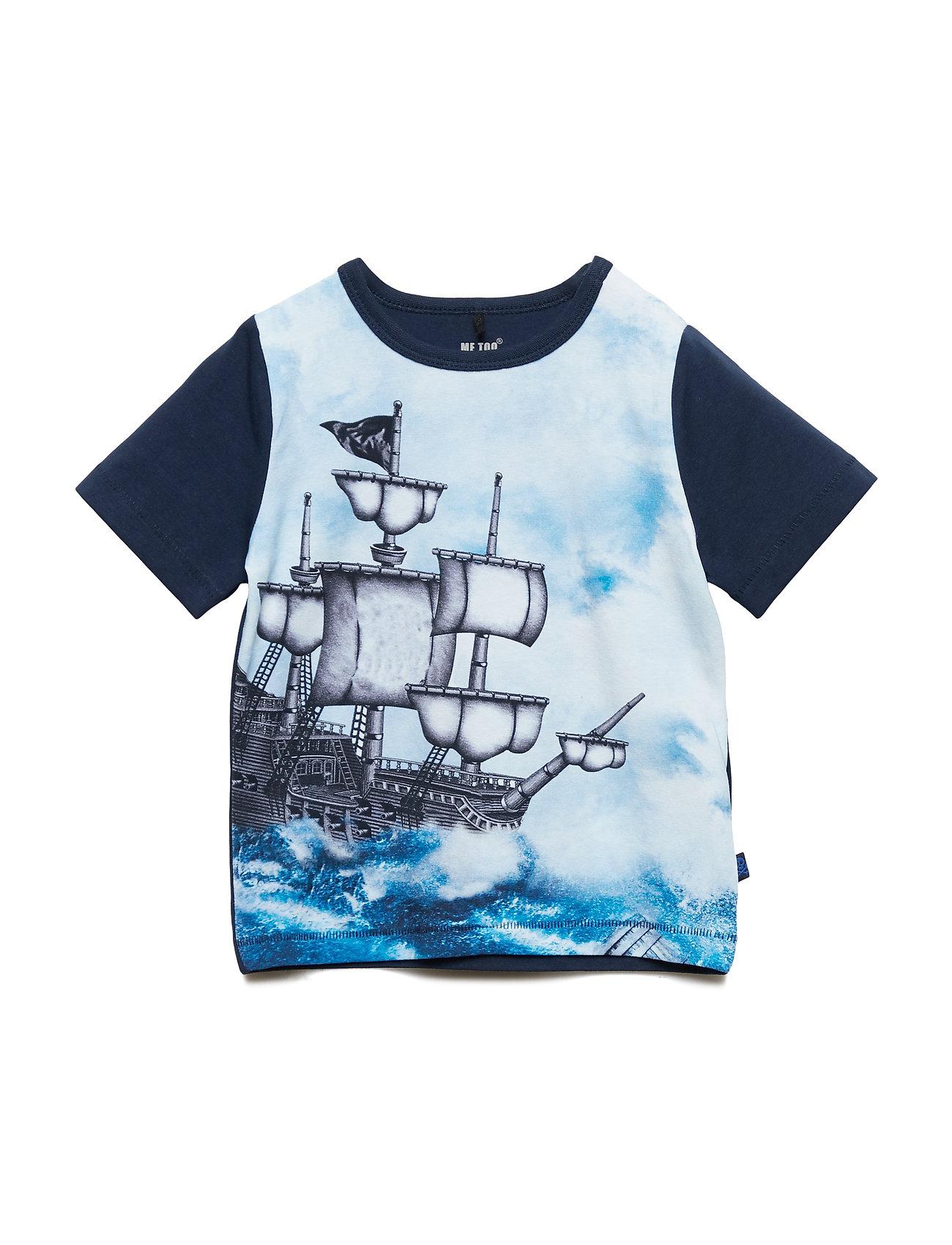 MeToo T-shirt SS - DRESS BLUES