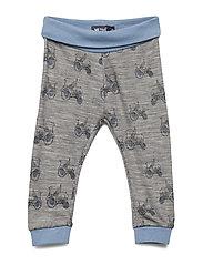 Pants w/ Rib N.O.O.S. - BLUE SHADOW