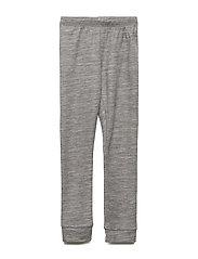 Pants N.O.O.S - GREY MELANGE
