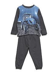 Nightwear Set - ASPHALT
