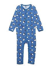 Night Suit - AOP - FEDERAL BLUE