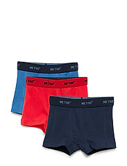 Boxers - 3Pack - FEDERAL BLUE
