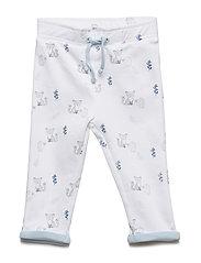 Pants AOP - BALLAD BLUE