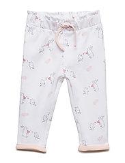 Pants AOP - CRYSTAL PINK