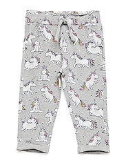 Pants AOP - GREY MELANGE