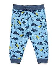 Pants AOP - LICHEN BLUE