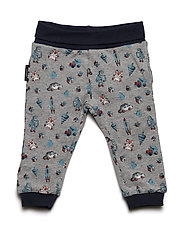 Pants AOP Reversible - NAVY NIGHT