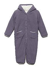 Wholesuit Knit Teddy - CADET