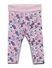 Pants AOP - PINK MIST