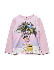 T-Shirt LS - PINK LAVENDER