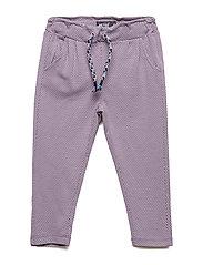 Pants - LAVENDER GRAY